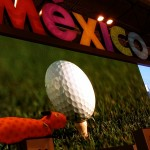 Golf at Mexico?