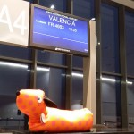 avantino at the airport